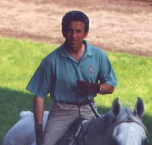 Ramón Beca /  PERSEUS.  Aachen 2000