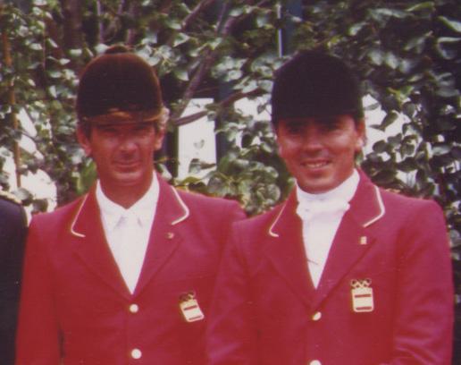 Luis Álvarez Cervera y Javier Revuelta