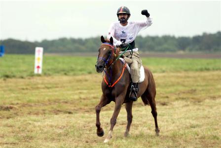 Jeque Mohammed bin Rashid Al Maktoum /   MADJI DU PONT