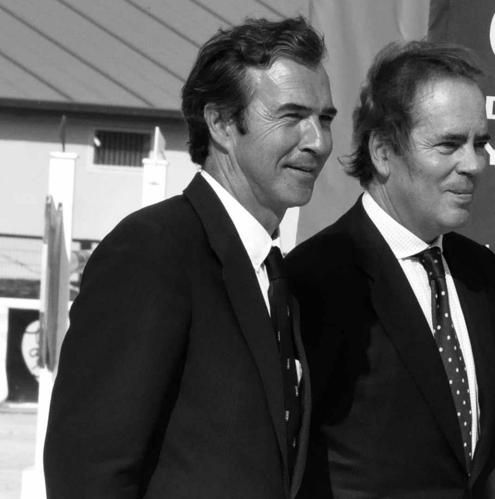 Vicente Garrido y Javier Revuelta