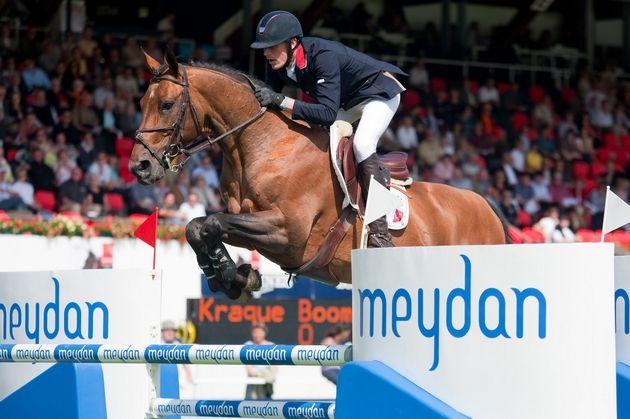 KRAQUE BOOM con K. Staut. Foto de Sport-Heute.CH