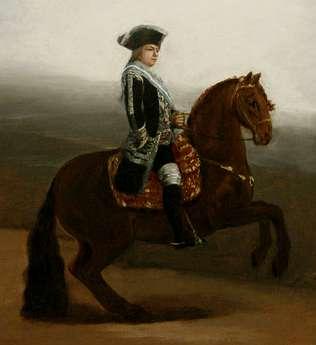 Manuel Godoy. Retrato Goya