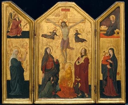 """""""Crucifixion"""" de Paollo Ucello"""
