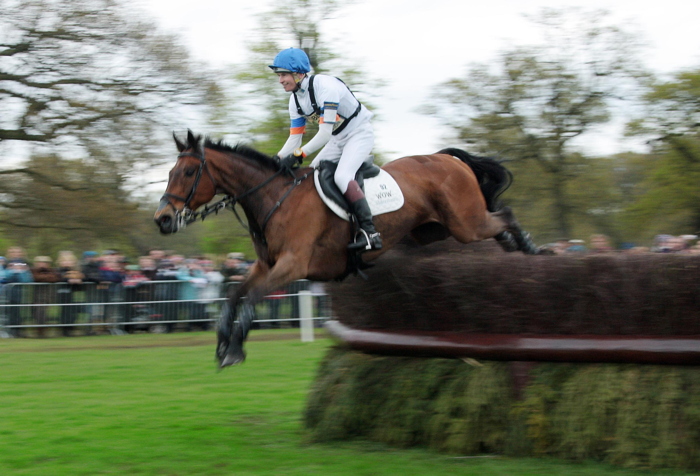 Francis Whittington / SIR PRECIVAL en Badminton