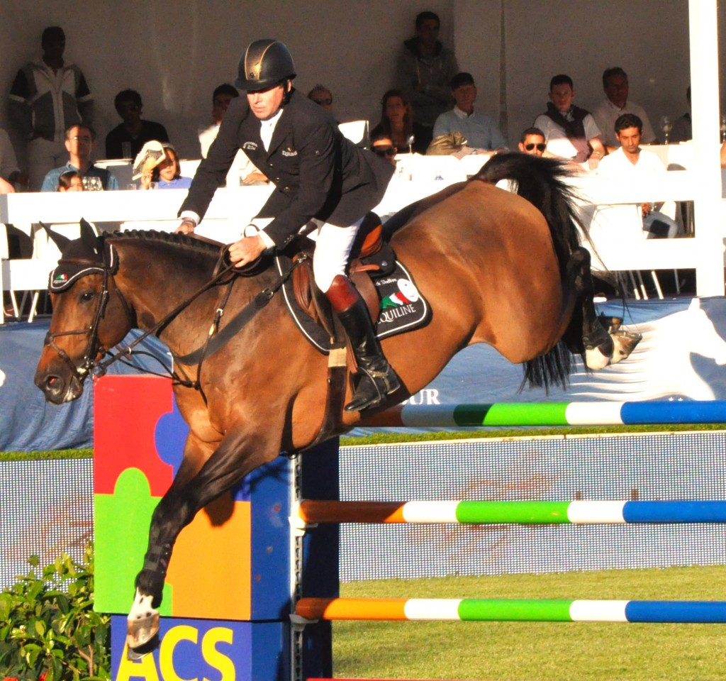 Nick Skelton /  BIG STAR