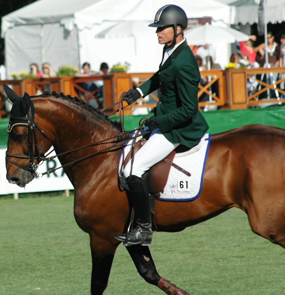 Rutherford Latham / GUARANA CHAMPEIX. Gran Premio Madrid 2996