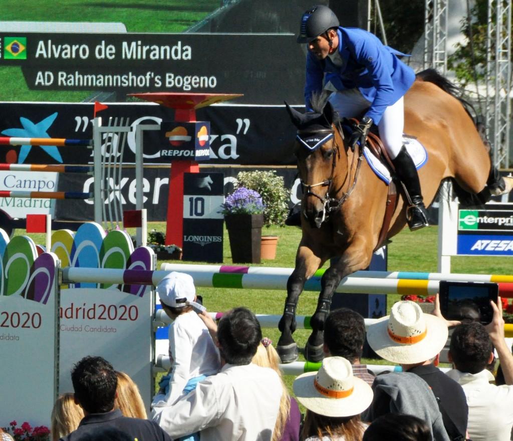 Alvaro de Miranda  /  BOGENO