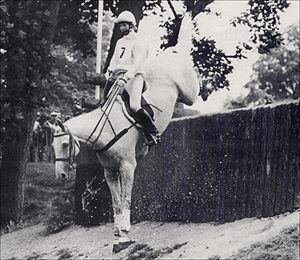 Lucinda  Prior Palmer en Burghey