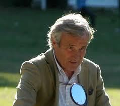 Pierre Michelet en Montenmedio