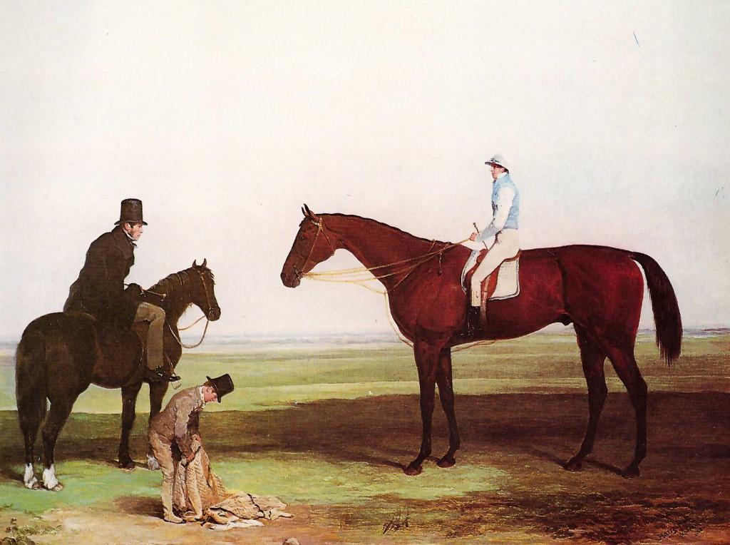 Pintura de H. Hall
