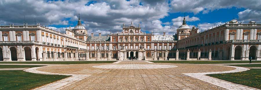 Palacio Real de Aranjez