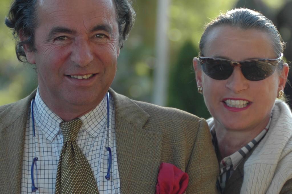 Renaud y Marie Chrisine de Laurière