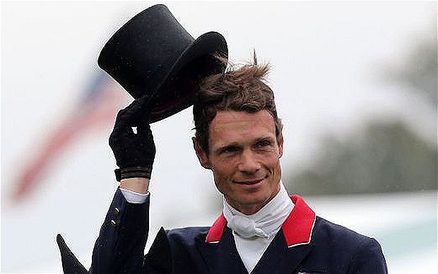 William Fox-Pitt. Foto de telegraph.co.uk.Foto PA