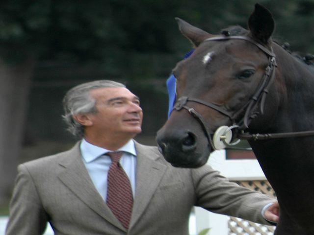 Luis Álvarez Cervera. Foto de globalcaballos