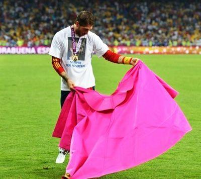 Sergio Ramos. Foto de corazonblanco.com