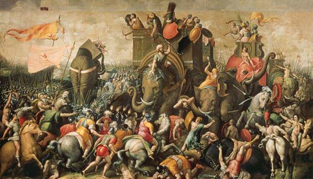Batalla de Anibal