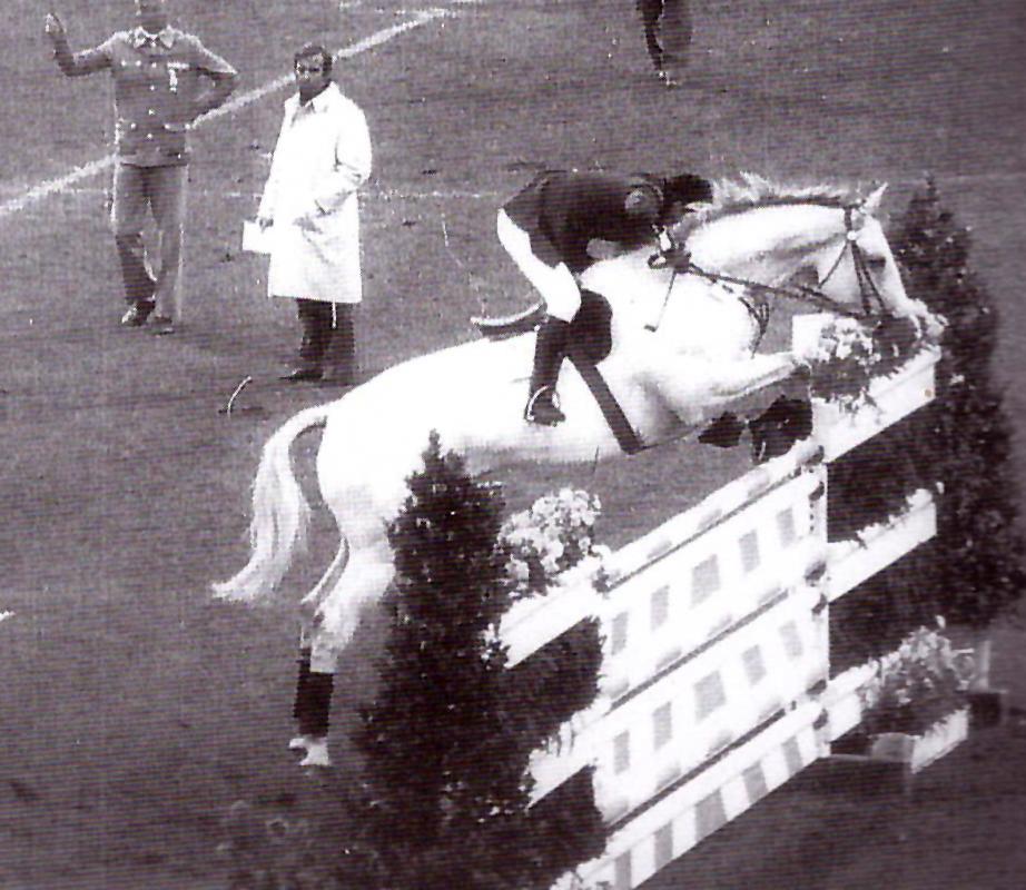 CAMALOTE con Hugo Arrambide. Ganadores del GP de Lucerna 1972