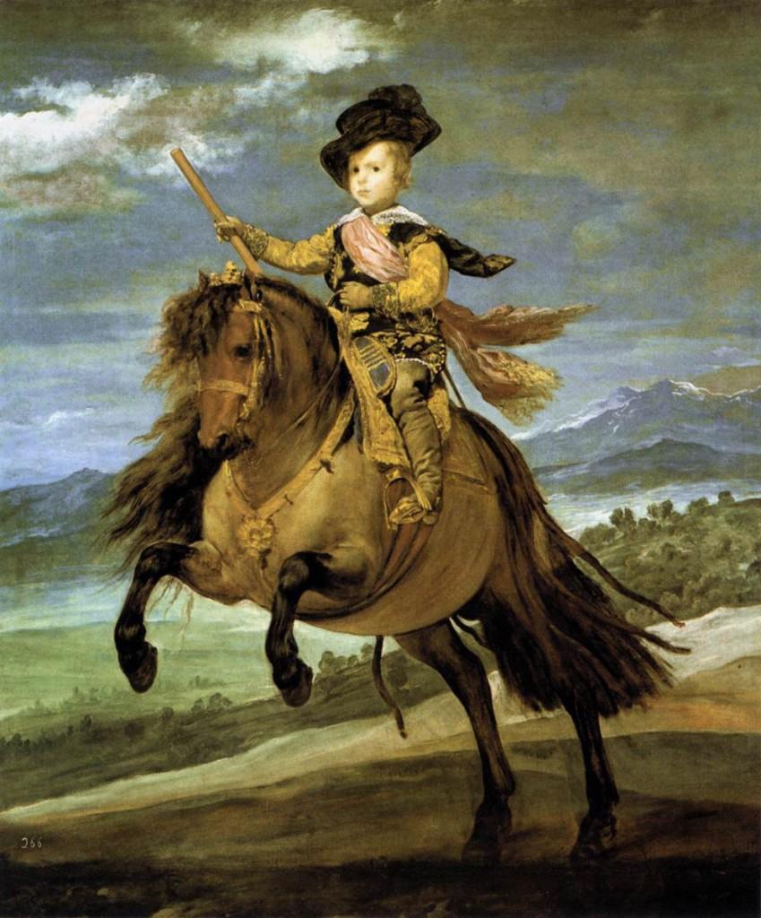 Velázquez (Princpe Baltasar Carlos)