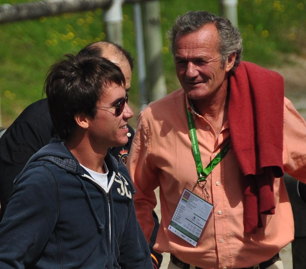 Gonzalo Blasco y Luis Astolfi