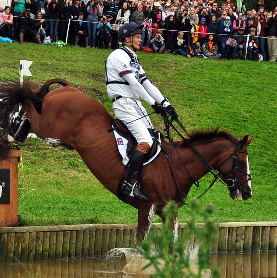 William Fox Pitt con CHILLI MORNIN