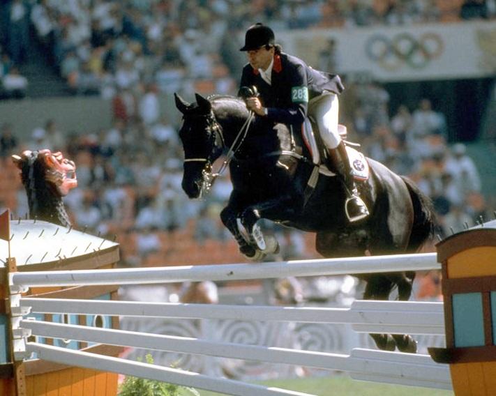 Pierre Durand con JAPPELOUP. Foto de olympic.org