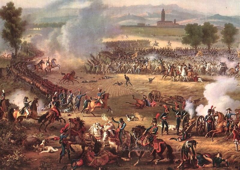 Batalla de Napoleón