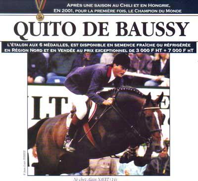 QUITO DE BAUSSY