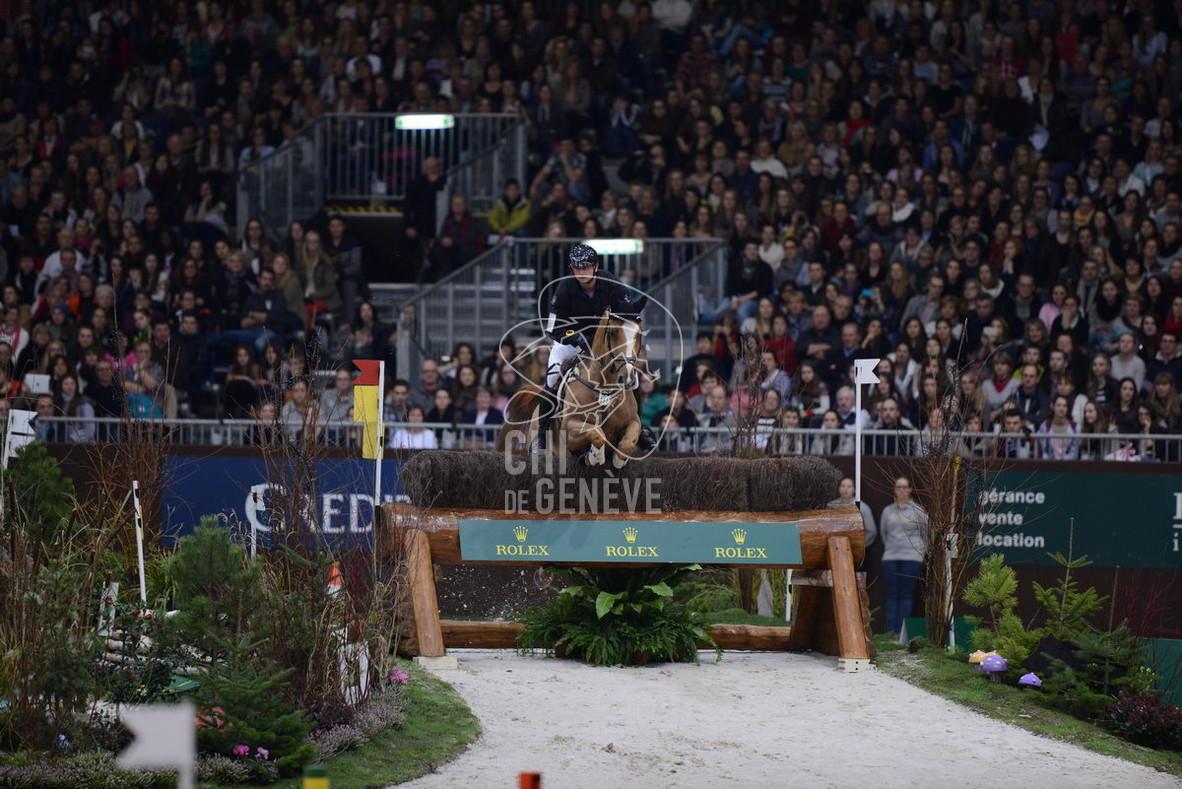 Eddy Sans con NENKIN DE LA HURIE Foto de la web del concurso