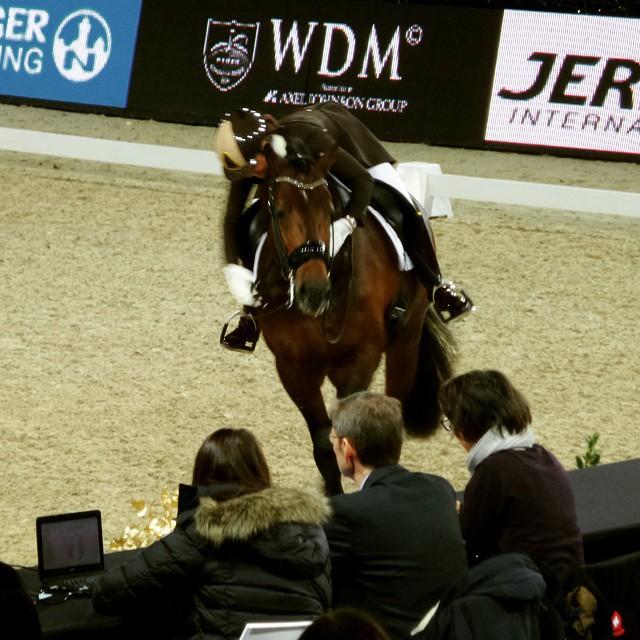 Julia de Deken. Foto de la web oficial del concurso