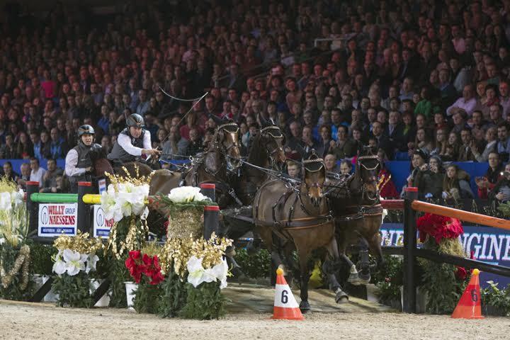 Koos de Ronde en Mechelen. Foto FEI