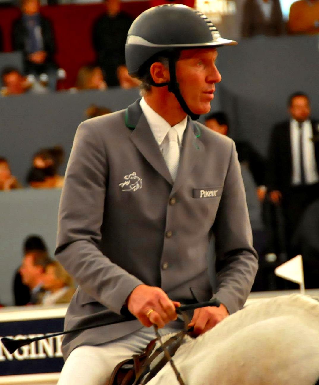 Ludeger Beerbaum un grande en el MHW 2014