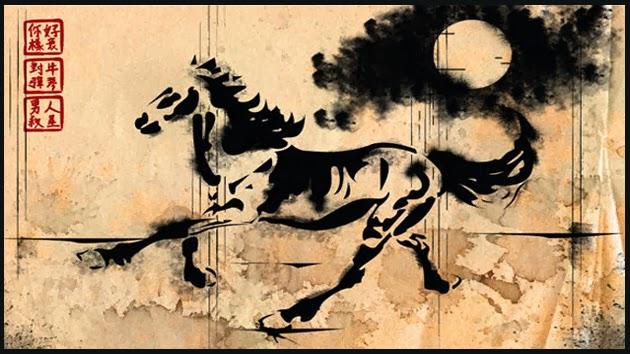 Arte ecuestre chino