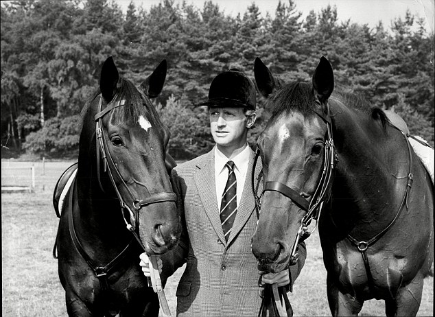 Richard Meade. Foto de dailymail.co.uk