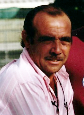 José Manuel Pérez Arroyo en la cuaqrentena de Aachen 2000 para los JJ.OO de Sydney en que fue Jefe de Equipo del completo español