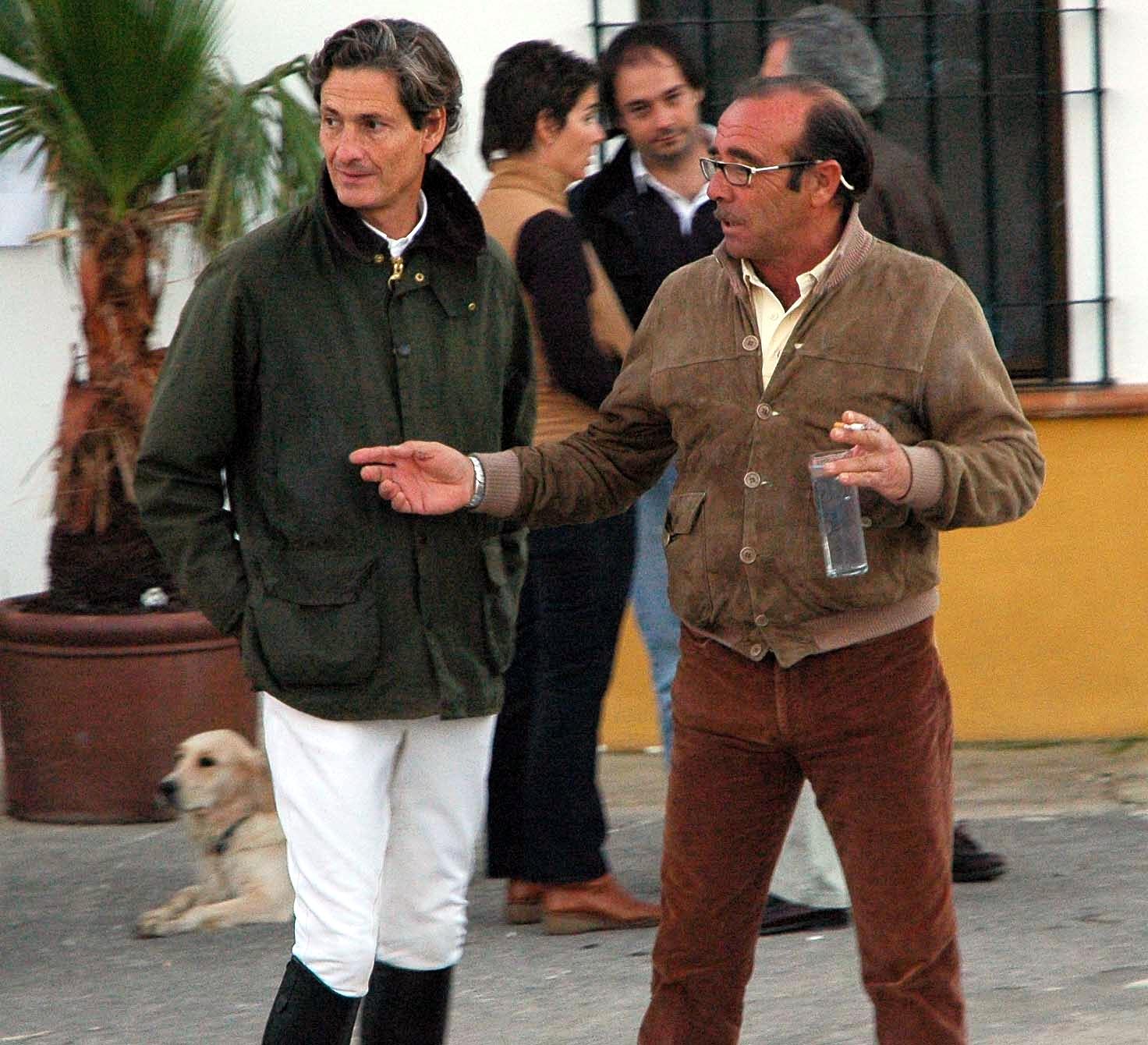 Fernando Urrutia y José Manuel Pérez Arroyo