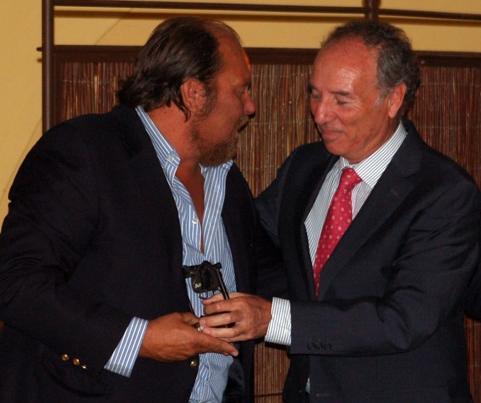Manolo Montijano y Antonio Campos Peña