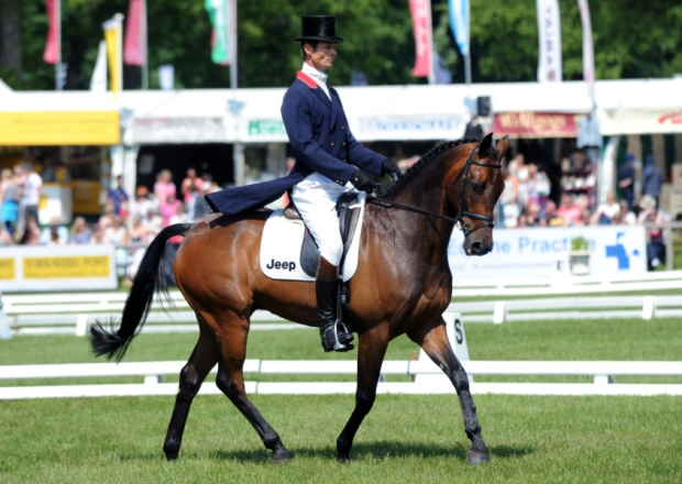 William Fox-Pitt con FERNHILL PIMMS. Foto de yorkshiressport.co.uk