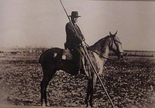 El poeta Fernando Villalón
