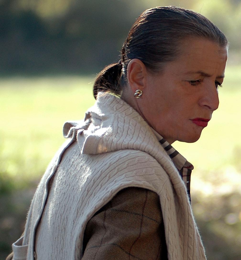 Marie Chustin de Lauriére (ex Douroy)
