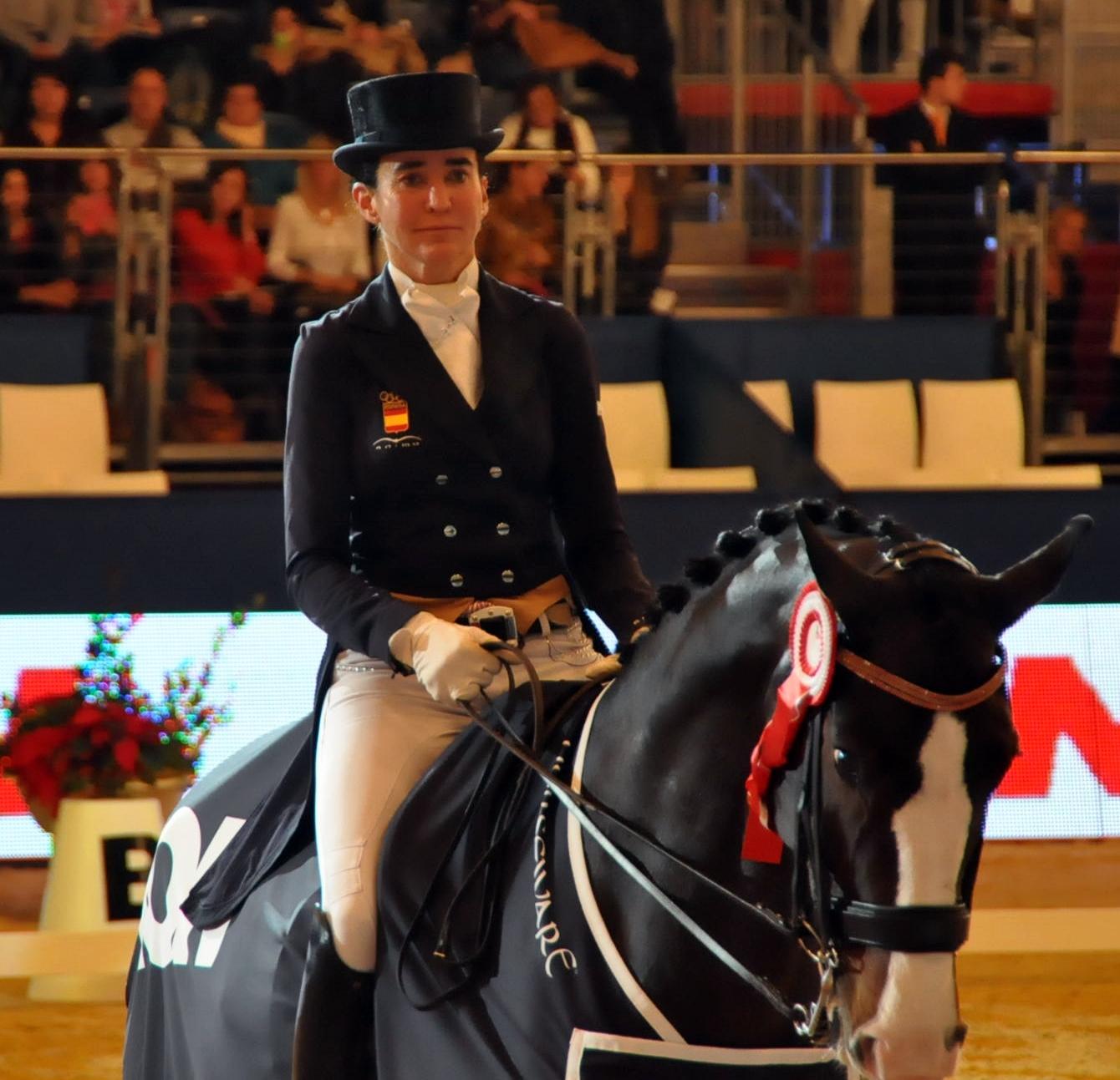 Beatriz Ferrer Salat ganadora de la Kur MH 2014
