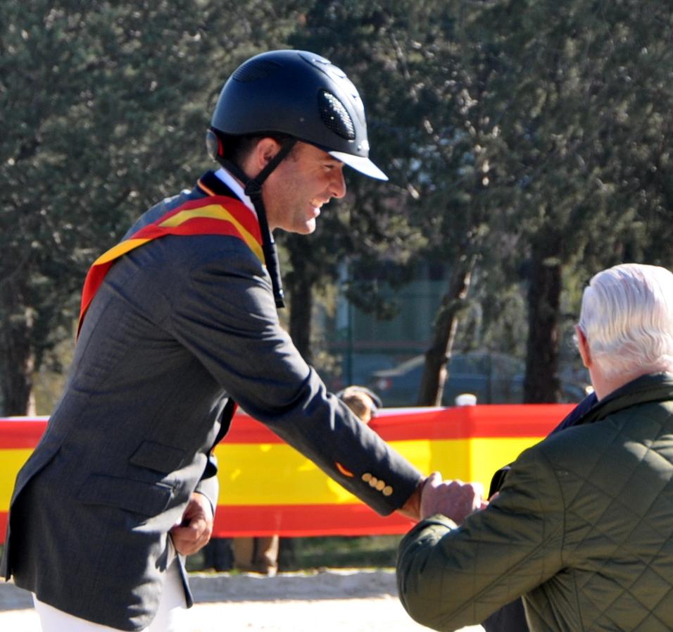 Carlos Diaz, cuatri veces Campeón de España, ganador de la Copa SM El Rey, el mejor español en los Campeonatos de Europa 20ºº, 2013 7 205, ganadoer de Copa de Naciones, de internacional a nivel ibndividual,,,,