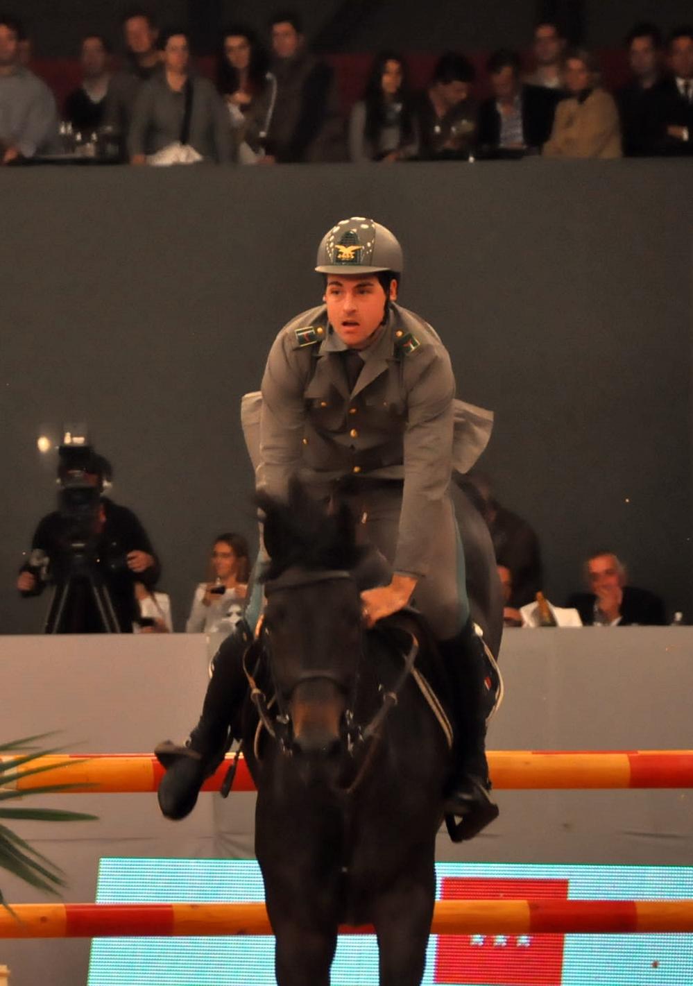 Emanuele Gaudiano con ADMARA en el MHW 2014