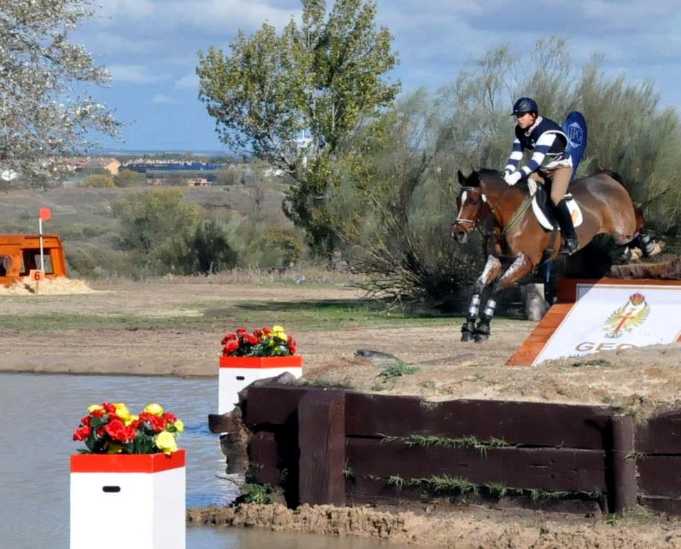 Leonardo Gaviño con ISLERA en el Campeonato de España Juveniles 2014