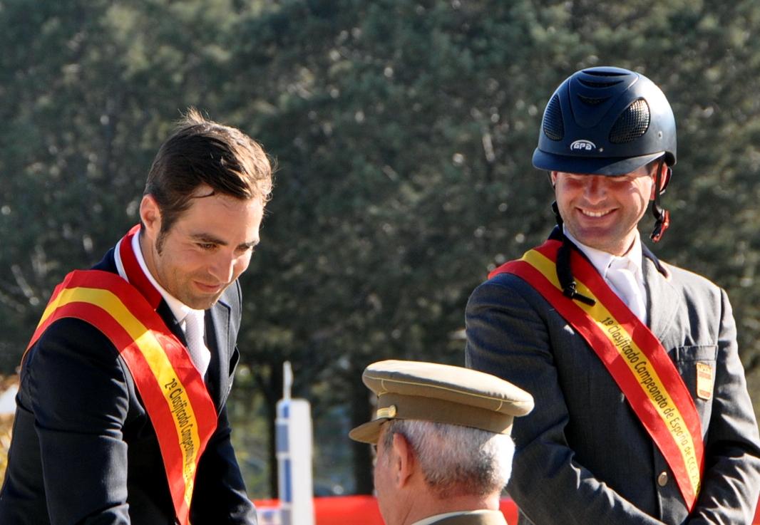 Manuel Senra y Carlos Díaz
