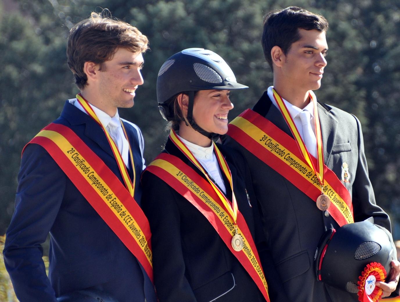 Medallas Juveniles