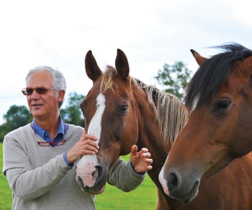 Bernard Le Courtois. Foto de horsemagazine